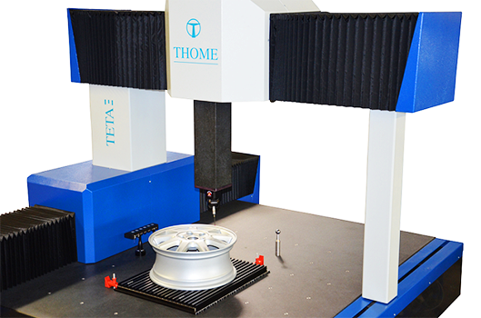 CNC coordinate measuring machine TETA