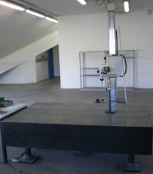 Thome Pr 228 Zision Gmbh Used Cmm In Good Condition Zeiss
