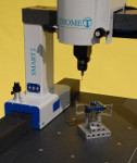 Measuring a component on CMM SMART